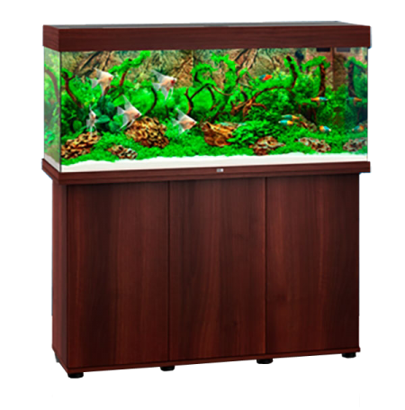 Aquarium Juwel Rio 240 + Meuble - Brun