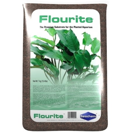Seachem flourite 7kg substrat pour aquarium plant for Substrat pour aquarium