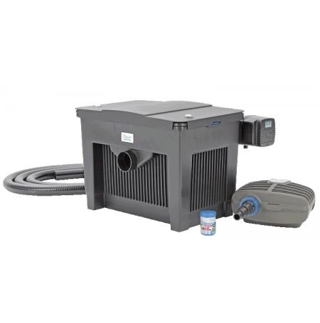 OASE BioSmart Set 18000 - Filtre + UV + Pompe