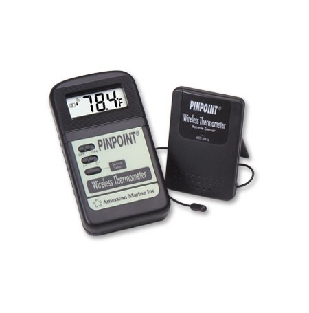 PINPOINT Thermometre sans fils