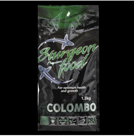 COLOMBO Sturgeon Medium 6 mm - Pour esturgeons - 1,2 kg