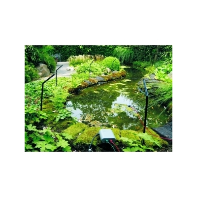 Velda pond protector clot re anti h ron et anti chat pour for Anti chat jardin