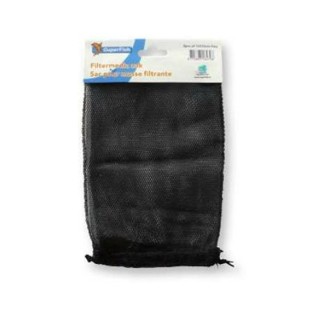 SUPERFISH Sac pour Masse Filtrante, Fine Maille - 35x52 cm