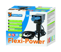 SUPERFISH Flexi-Power - Rallonge 4 prises