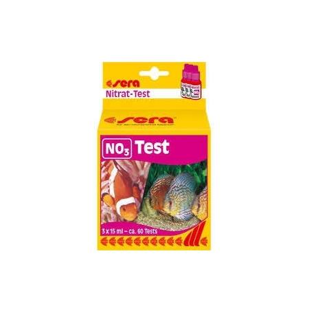 SERA Test Nitrates NO3