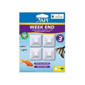 API Week End Bloc nourriture 3 jours