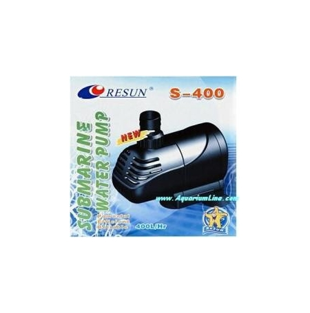 Pompe de circulation resun s400 - Pompe a eau aquarium ...