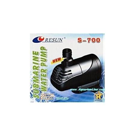 RESUN S-700 Pompe à eau - 700 L/H