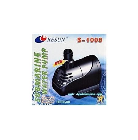 RESUN S-1000 pompe à eau - 1000 L/H