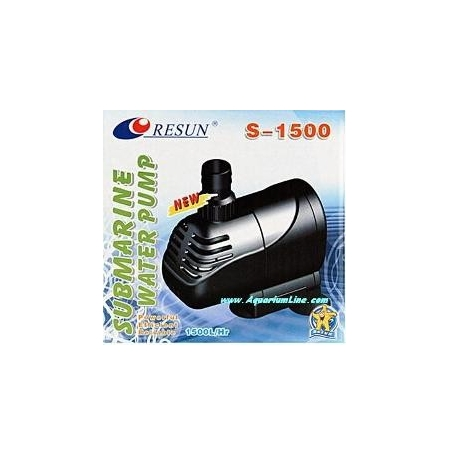 RESUN S-1500 pompe à eau - 1500 L/H