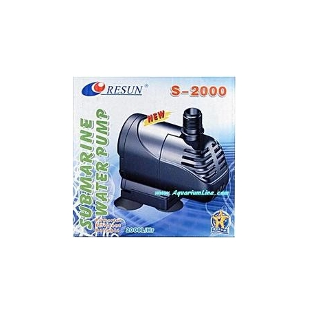 pompe de circulation resun 3000l h pour aquarium