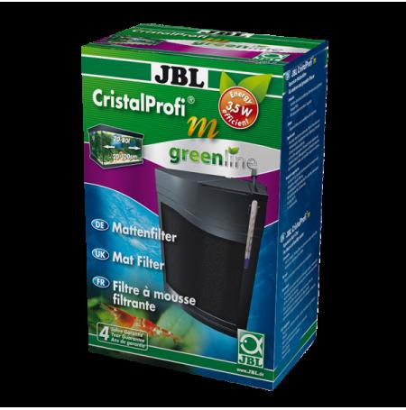JBL Filtre CristalProfi m greenline pour Aquarium jusqu'à 80 L