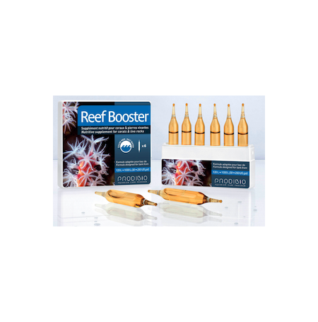PRODIBIO Reef Booster - 6 Ampoules