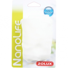 ZOLUX Filets de filtration 1 à 3 L - Lot de 2 -