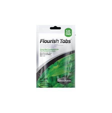 SEACHEM Flourish Tabs - 10 comprimés