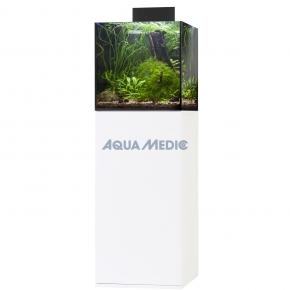Aquarium AQUA MEDIC Formosa 50 + meuble - Blanc