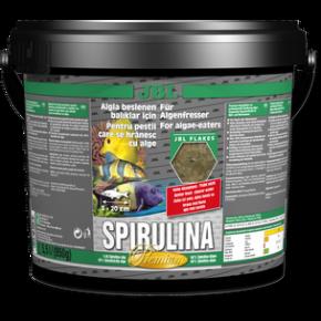 JBL Spirulina 5,5l Paillettes pour mangeurs d'algues