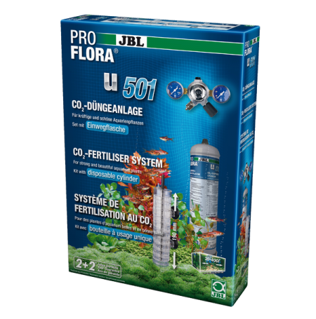 JBL Kit CO2 ProFlora u501