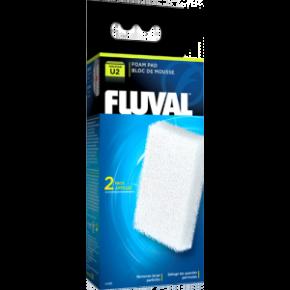 FLUVAL A486 Bloc de mousse U2 - Lot de 2