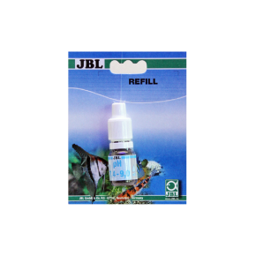 JBL Recharge test pH 7,4 - 9,0