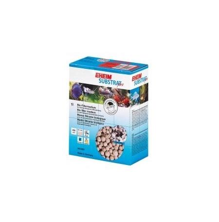 EHEIM Substrat Pro Masse Filtrante Biologique - 1 Litre