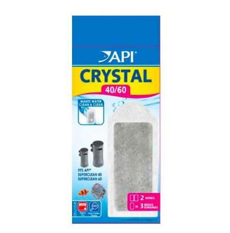 RENA Crystal 40/60 Cartouche NEW Superclean 40 et 60 (x2)