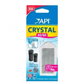 RENA Crystal 40/60 Cartouche NEW Superclean 40 et 60 (x6)