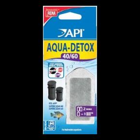 RENA Aqua Detox 40/60 Cartouche pour NEW Superclean 40 et 60 (x2)