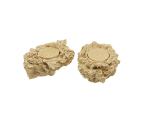 Coral Frag Rocks - Lot de 10 Pierres