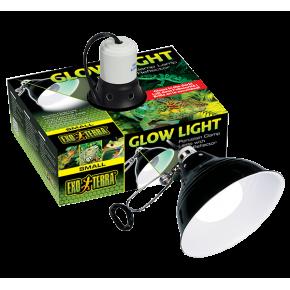 EXO TERRA Glow Light Small Lampe à Pince (sans ampoule)