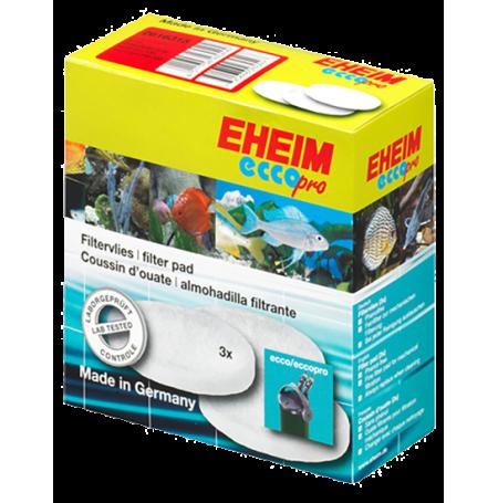 EHEIM Coussins de Ouate - Pour Filtre Ecco Pro
