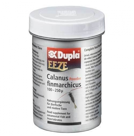 DUPLA Eeze Calanus Powder 100-250 microns - 160ml - 60g