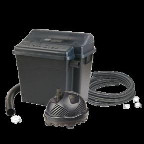 UBBINK FiltraClear 4500 PlusSet - Filtre + UV + Pompe pour Bassin jusqu'à 4500 L