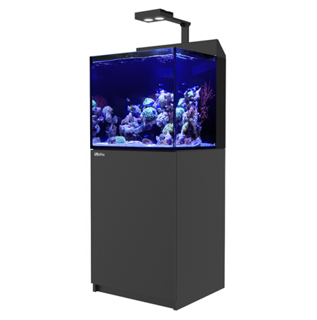 Aquarium RED SEA Max E 170 + Meuble + Eclairage LED + Décantation - Noir
