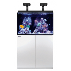 Aquarium RED SEA Max E-260 + Meuble - Blanc