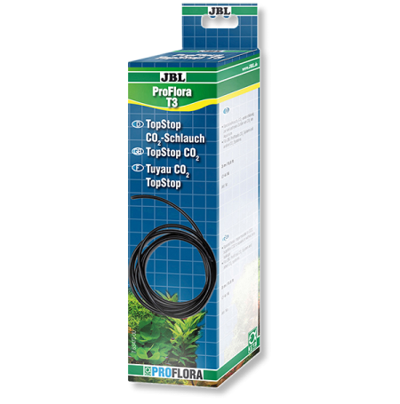 JBL ProFlora T3 BLACK - Tuyau CO2 - 3 mètres