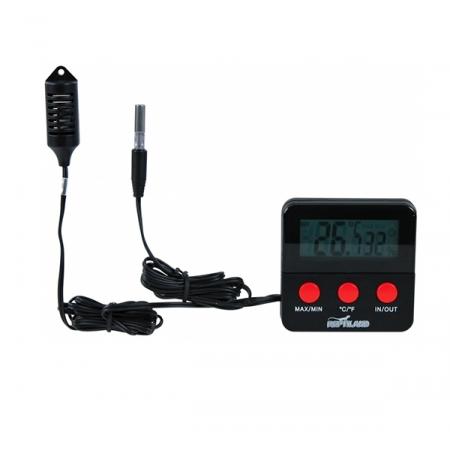 TRIXIE Thermomètre Hygromètre Digital Avec Sonde