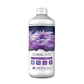 COLOMBO Coral Vits, Nourriture pour coraux - 500 ml