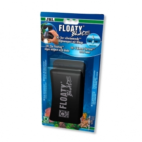 JBL Floaty Blade L, aimant pour aquarium, vitre 15mm maximum