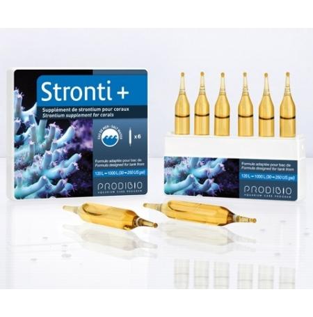 PRODIBIO Stronti+ - 6 Ampoules