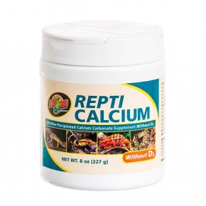 ZOOMED Repti Calcium sans vitamines D3 - 227 g