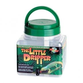 ZOO MED Little Dripper, abreuvoir goutte à goutte - 2,4 litres