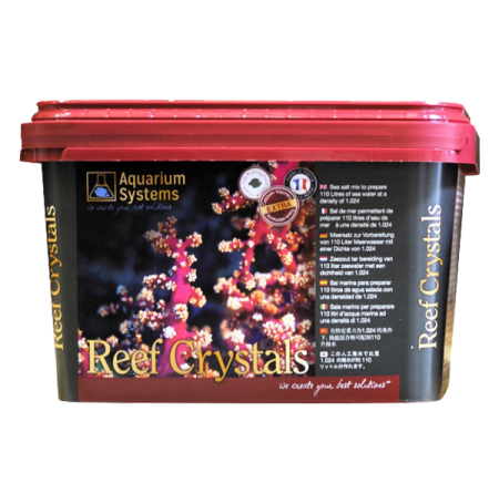 AQUARIUM SYSTEMS Sel Reef Crystals - 4Kg