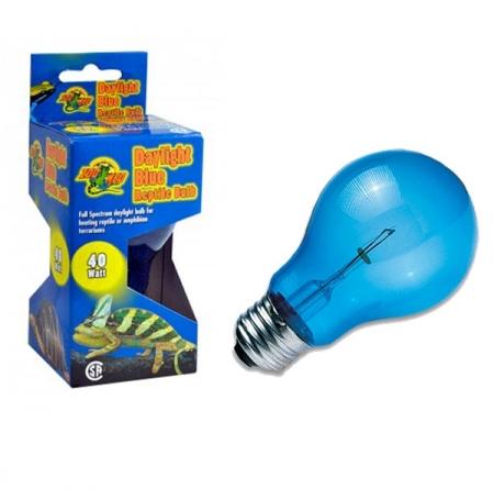 Lampe chauffante pour terrarium zoomed daylight blue 40 watts - Lampe chauffante tortue ...