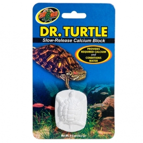 ZOO MED Dr Turtle, calcium pour tortues d'eau - 14 g