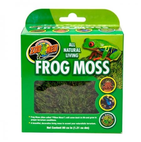 """ZOOMED Frog Moss, mousse """"oreiller"""" pour vivarium - 1,31 litre"""
