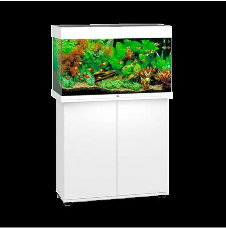 Aquarium Juwel Rio 125 + Meuble - Blanc
