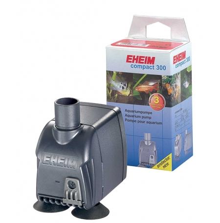 EHEIM Pompe Compact 300 Débit : 300 l/h