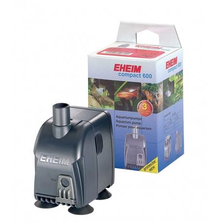 EHEIM Pompe Compact 600 Débit : 600 l/h