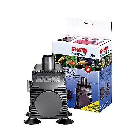 EHEIM Pompe Compact+3000 Débit : 3000 l/h
